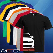 Camiseta coche coupe basado audi a4 s4 rs4 b5 german dub vag (ENVIO 24/48h)