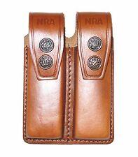 Leather Double Magazine Case .45 - (003NRA)