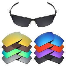 5ff8b40145 Mryok Anti-Scratch Polarized Replacement Lenses for-Oakley Wiretap Sunglass