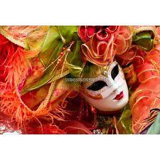 Wandaufkleber deko : Maske Venedig 1578