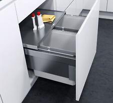 Oeko Fodera Estraibile Armadio Da Cucina Contenitore dei rifiuti con sistema di chiusura morbida