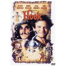 Hook DVD, Phil Collins, Laurel Cronin, Amber Scott, Charlie Korsmo, Caroline Goo