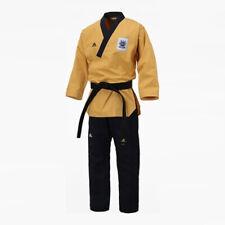 Adidas Teakwondo Uniform Dobok TKD Male Set WTF V-Neck Korea Best