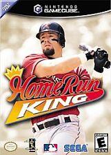 HOME RUN KING - Gamecube, Good GameCube, GameCube Video Games