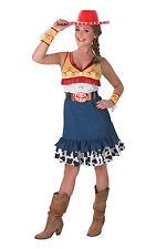 Fancy Dress Costume ~ Disney Toy Story Sassy Jessie Costume Size 8 - 18