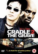 CRADLE 2 THE GRAVE starring Jet LI DMX (N63) {DVD}