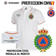 POLOS PROTECCION CIVIL Y EMERGENCIAS: AL MERITO