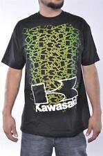 Kawasaki Mens Motorcross Monster ATV Racing Mayhem 2 Graphic Tee Shirt Official