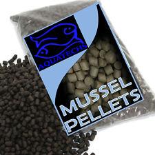 Aquatechs Bloodworm mussel shrimp pellets fish food sinking fish feed pellets