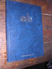year book de l'école des cadres 1987/1988 edc