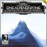 Richard Strauss: Eine Alpensinfonie (CD, DG, Germany Import) Von Karajan GOLD