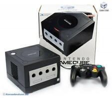 GameCube - Konsole #schwarz (inkl. original Controller & Zub.) (mit OVP)