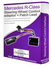 MERCEDES Classe R Adattatore Stereo per auto, collegare il tuo volante GAMBO controlli