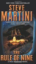 The Rule of Nine: A Paul Madriani Novel (Paul Madriani Novels) by Steve Martini