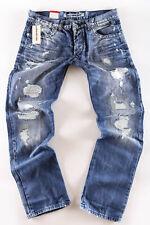 Redbridge by Cipo & Baxx Herren Jeans Hose R 157 destroyed Neuware Clubwear