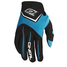 ONeal Element Kinder Handschuhe Moto Cross Mountain Bike Hell Blau Kids MX DH FR