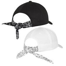 Flexfit courbé Bandana Cravate Casquette Snapback Yupoong baseball Bonnet rap