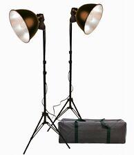 PromasterBasic 2-Light Studio Reflector Kit