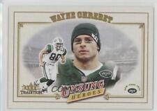 2001 Fleer Tradition #316 Wayne Chrebet New York Jets Football Card