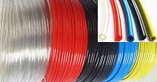 10mm x 8mm PU Polyurethane Flexible Air Tubing Pneumatic Pipe Tube Hose x5 meter