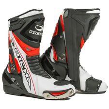 Richa Blade WP Black White Red Waterproof LeatherTex Sports Boots