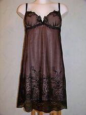 Lise Charmel Nuisette SOIR D OPERA black glamour taille 95 B