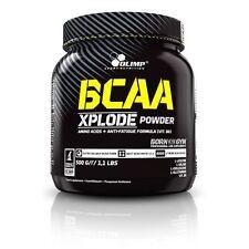 BCAA Xplode Powder olimp 1000 g doble cantidad eur6.21/100g