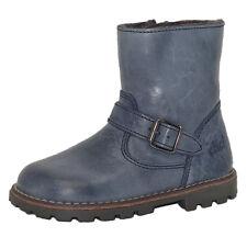 Clic! 8413 Boots Stiefeletten Stiefel Leder Lammwolle Schuhe Unisex Gr 24-32 Neu