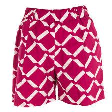 Loreak Shorts rosa & weiß Baumwolle RRP £ 78 SE