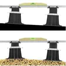 Jouplast Self Levelling Adjustable Paving risers -  Ceramic Tiles  - Pedestal