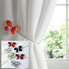 Mariposa Magnético amarre para Vendido en Pares Elección De Colores