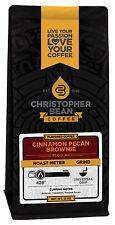 Christopher Bean Coffee CINNAMON PECAN BROWNIE™ Flavored Coffee 1-12-Ounce Bag