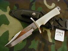 RANDALL KNIFE KNIVES BF,SERIAL #875,NSFCH, JADE GREEN,SFG,BS   #5929