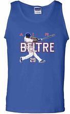 """Adrian Beltre Texas Rangers """"AIR"""" jersey Shirt TANK-TOP"""