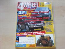 48042) Nissan Patrol GR 2.8 TD vs Opel Monterey 3.0 DTI - 4 Wheel Fun 07/1998