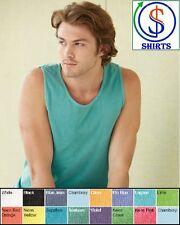Comfort Colors - Garment Dyed Tank Top - 9360  Ringspun 100%cotton S-3XL