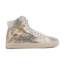 HOGAN REBEL shoes WOMEN shoes Damenshuhe SNEAKERS 100%AUTHENTIC talco
