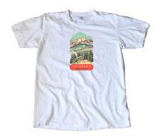 Vintage Pike's Peak Colorado Travel Decal T-Shirt