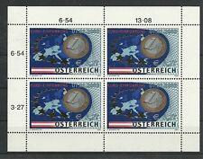 ÖSTERREICH/ CEPT-Mitläufer 2002 - Euroeinführung MiNr 2368/ ANK 2402 ** KB