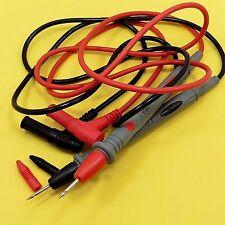 CAVI di misurazione per cavo digitale multimeter 1000V 10A Penna Sonda Misuratore Universale