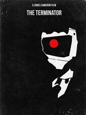 The Terminator 1984 Movie James Cameron Art Huge Giant Wall Print POSTER