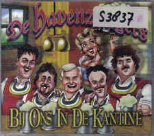 De Havenzangers-bij ons in de kantine cd maxi single