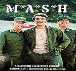 MASH - Season 9 (DVD, 2005, 3-Disc Set, Bilingual) Factory Sealed. Fast Ship