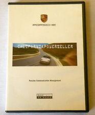 PORSCHE PCM 2.1 Navigation DVD Ver 05.2007 Full 2008 Version