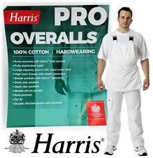 Harris Professional Overalls Painters Bib and Brace Decorators Workwear Dungaree