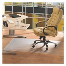 Floortex Cleartex Advantagemat Phthalate Free PVC Chair Mat for Hard Floors 53 x