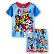 Paw Patrol Boys cotton pjs pyjamas spring autumn sleepwear size 1-6 xmas gift