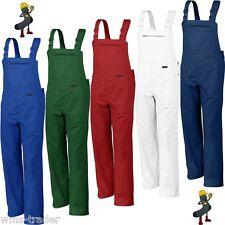 Salopette da lavoro pantaloni abbigliamento qualitex 270 NUOVO