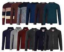 Tokyo Laundry & Kensington puentes de cuello redondo Pullover Suéter Tejido & Cardigans
