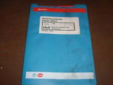 Werkstatthandbuch VW Passat B4 Motronic Einspritzanlage Zündanlage
